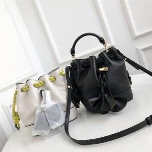 Marc Jacobs MJ new SOFIA LOVES cowhide drawstring bucket bag