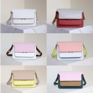 Marni official website color matching trunk classic organ bag