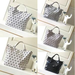 Issey Miyake official website shiny new CRYSTAL large shoulder bag