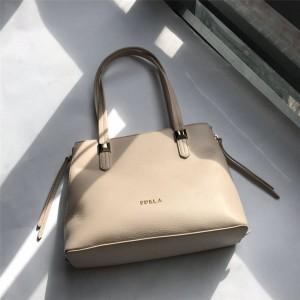Furla new bag leather handbag shoulder bag shopping bag