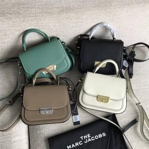 Marc Jacobs MJ new Mini Rider diagonal portable saddle bag