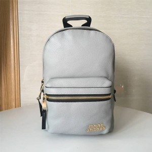Marc Jacobs MJ large pebbled leather backpack