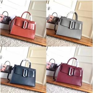 Boyy official website double handle Bobby 32 large handbag