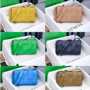 BOTTEGA VENETA BV CASSETTE handbag box bag 578004