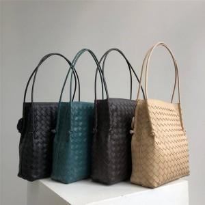 Bottega Veneta BV woven sheep leather tote handbag 629479