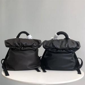 Bottega Veneta BV official website men's cloud soft leather backpack