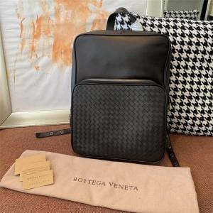 BOTTEGA VENETA BV Men's New Woven Brick Backpack