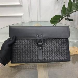 Bottega Veneta BV new woven leather men's clutch 86301