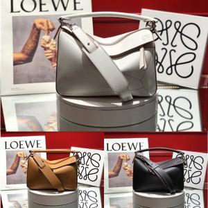 LOEWE New Color Puzzle SOFT 29 Medium Handbag