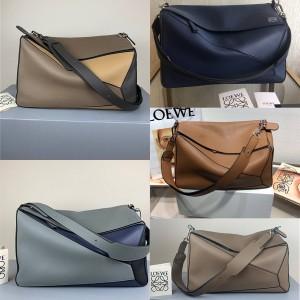 LOEWE Men's Bag Puzzle XL Series Extra Large Handbag