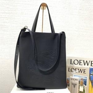 loewe men's bag vertical tote dragon bag handbag
