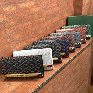 Goyard new Monte Carlo clutch, crossbody bag