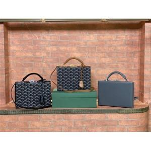 Goyard official website new suitcase bag Regina box bag