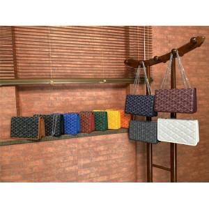 Goyard official website new Alexandre III chain bag