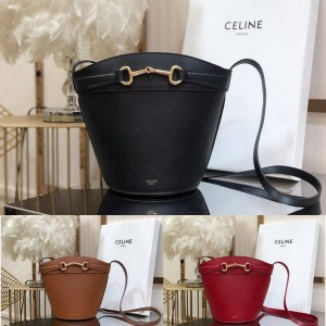 celine official website horseshoe CRECY bucket bag 192072