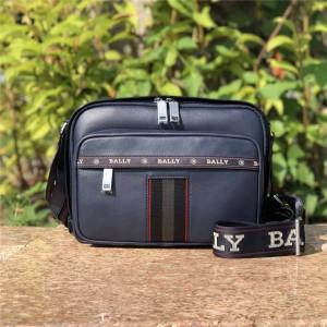 BALLY Men's Highpoint Series Hobs Crossbody Bag