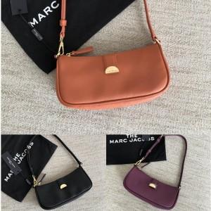 Marc Jacobs MJ official website crescent bag shoulder bag