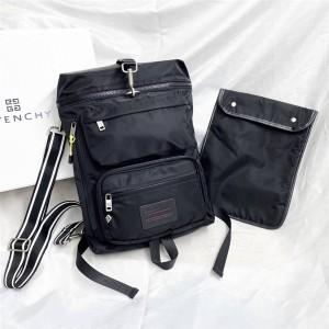 Givenchy men's nylon new multifunctional backpack
