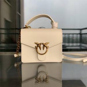 pinko new handle portable bird bag swallow bag chain bag