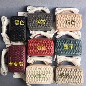 Furla official website new sheepskin COMETA handbag shoulder chain bag