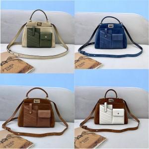 FENDI PEEKABOO MINI Multifunction Pocket Handbag 8BN311