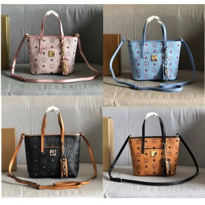 mcm official website new charm Anya mini shopping bag