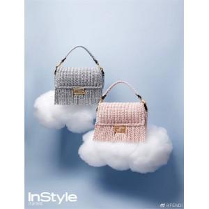 FENDI's new Iconic Baguette handbag tassel bag