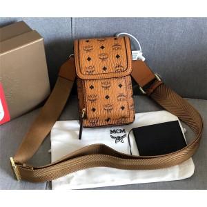 mcm VISETOS ORIGINAL mobile phone bag messenger bag