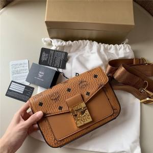 mcm MILLIE VISETOS Small Shoulder Bag Crossbody Bag