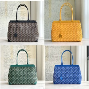 goyard new Bellechasse Biaude series shopping bags