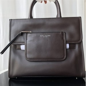 MARC JACOBS official website mj Madison North south tote briefcase