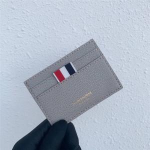 THOM BROWNE official website new men's short card holder card holder