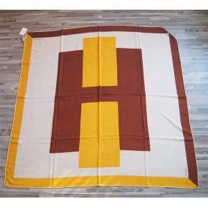 hermes silk scarf H PASSANT 140 cm square scarf