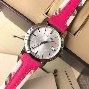BURBERRY Women's Waterproof Belt Quartz Watch BU9149
