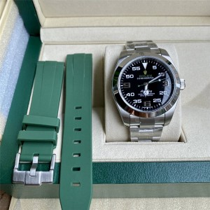 ROLEX mechanical watch Oyster Perpetual Air-King watch 116900-71200