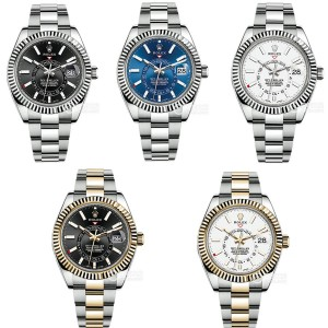 ROLEX new series of long-distance men's automatic mechanical watch 326933
