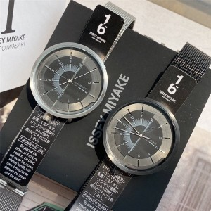 ISSEY MIYAKE WATCH official website joint 1/6 series quartz watch