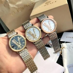 Versace quartz new ladies VIRTUS two-tone watch