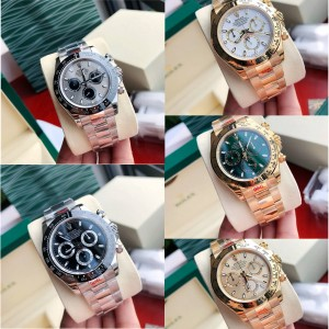 Rolex Cosmograph Daytona Mechanical Watch 116508/116509/116500LN