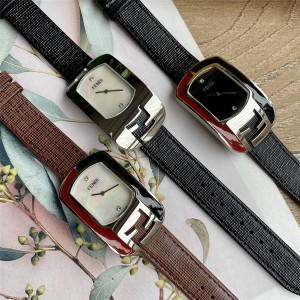 FENDI Women's Classic Chameleon Series Quartz Watch