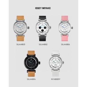 Issey Miyake's new W-MINI series multi-function quartz watch
