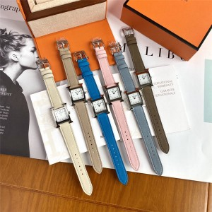 HERMES new ladies HEURE H series quartz watch