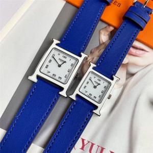 HERMES new ladies HEURE H series quartz watch