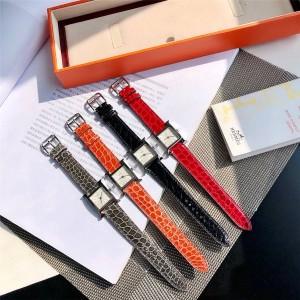Hermes official website new HEURE H quartz watch