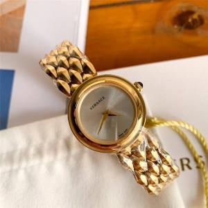 Versace official website new ladies quartz V-FLARE watch