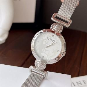 Versace Fashion Strap Ladies Quartz Watch