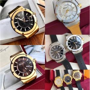Ferragamo official website ladies FIG series quartz watch