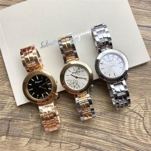 Ferragamo official website ladies FIC series quartz watch