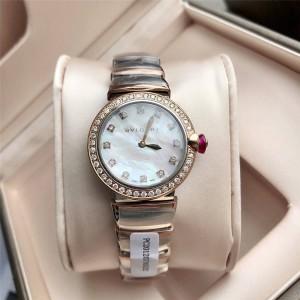 Bvlgari official website LVCEA series quartz watch 102475