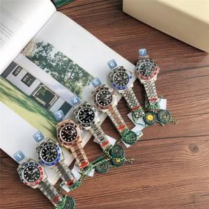 ROLEX men's Greenwich type mechanical watch 126719